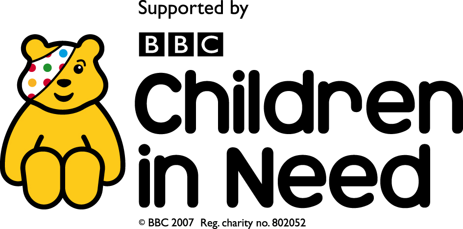 Children in Need Pudsey Bear